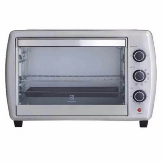 SMALL OVEN MANUAL ELECTROLUX EOT38MXC 38L