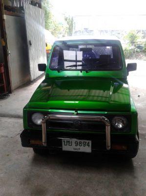 Suzuki Allroad 4x4 Sj413