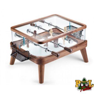 Teckell Intervallo Foosball Coffee Table