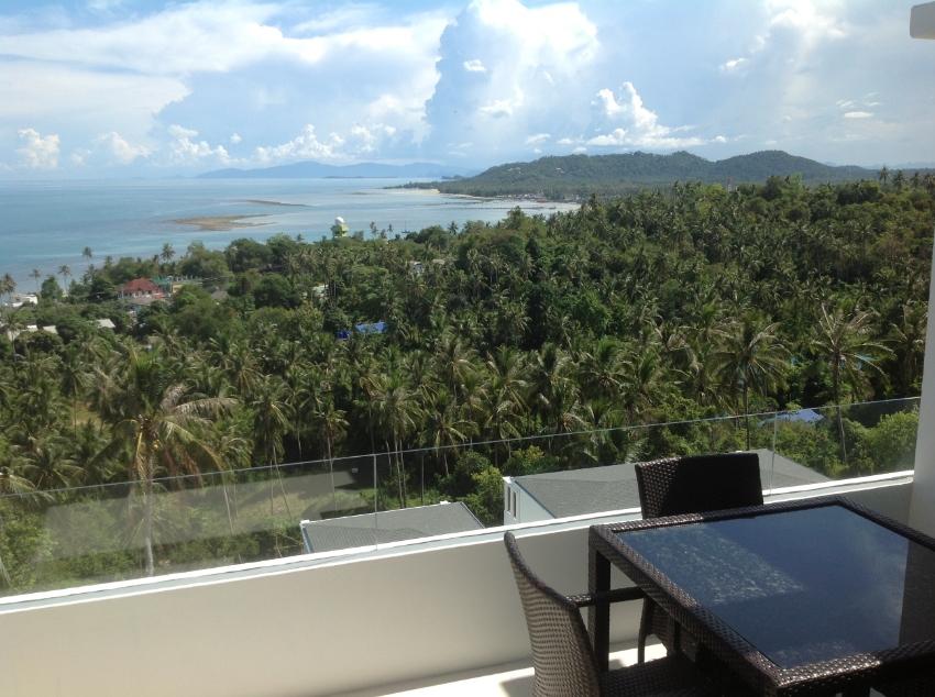 For Sale Penthouse Condo Lamai Koh Samui
