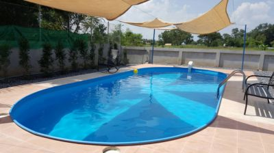 Your new swimming pool in 10 days