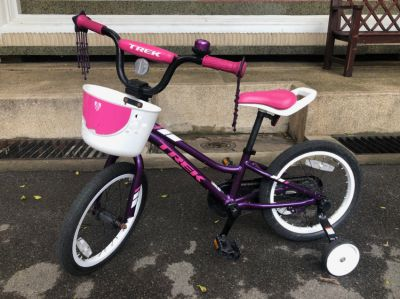 Trek Kids bicycle Pre-Calibre 16 - reduced !