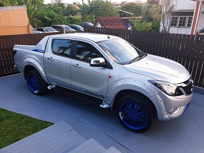Mazda BT50 4 door automatic.
