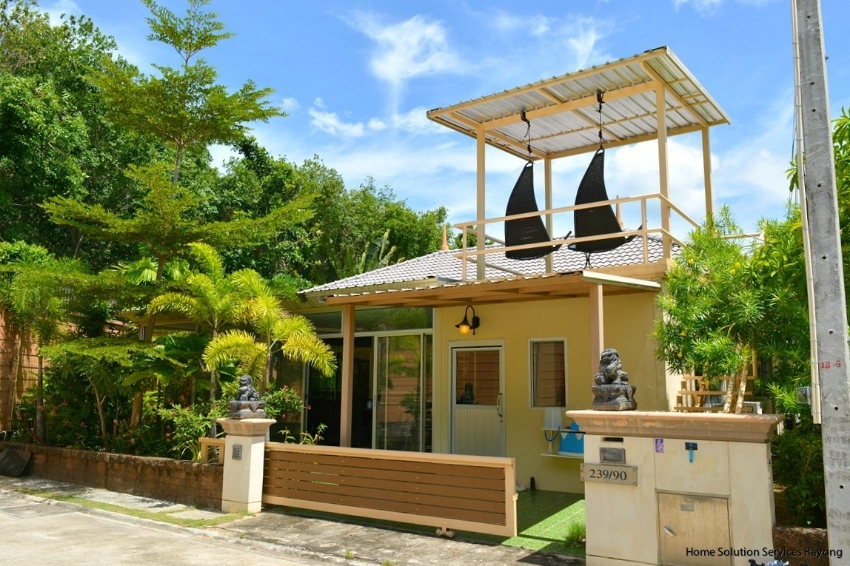 Very attractive 3 bedroom house in Casa Seaside,Rayong