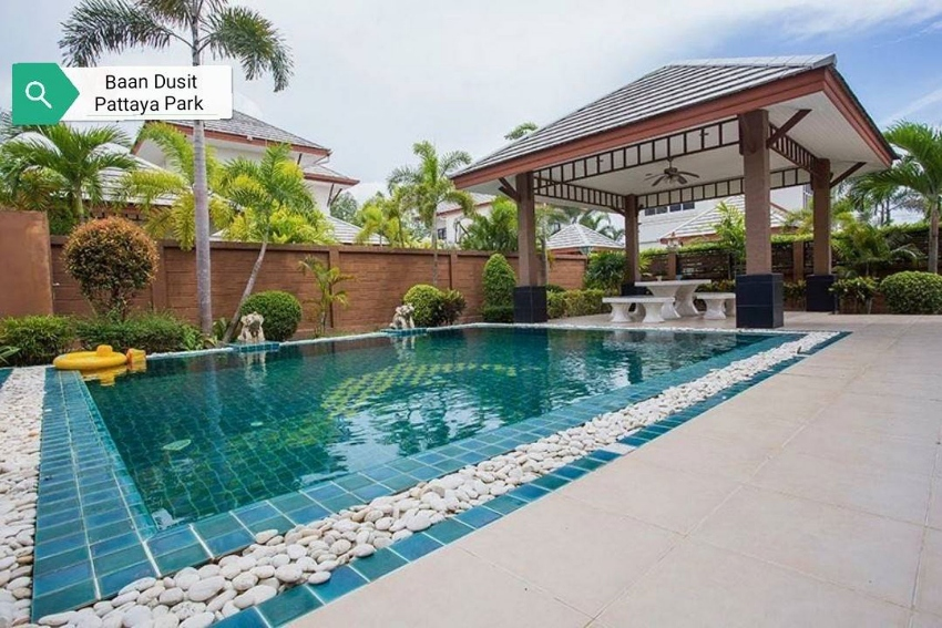 Beautiful Two-Storey Pool House For Sale => CHEAP PRICE!!.