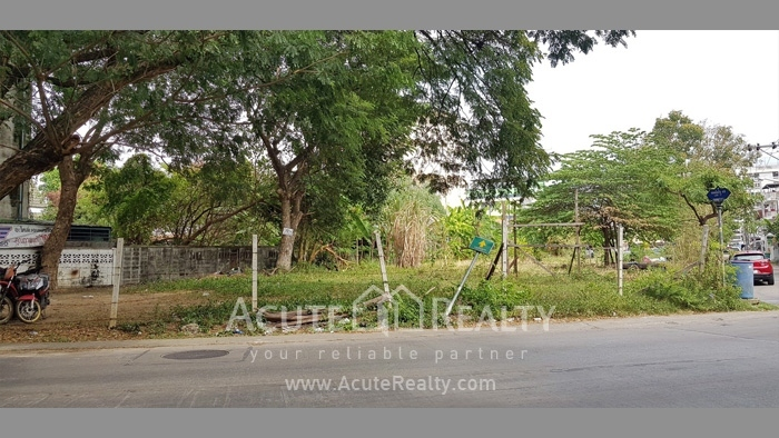 Land for sale, Soi Phaholyothin 48, intersection 17