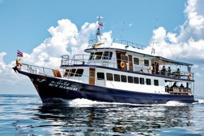 24.8m Diving/Snorkeling boat for immediate sale