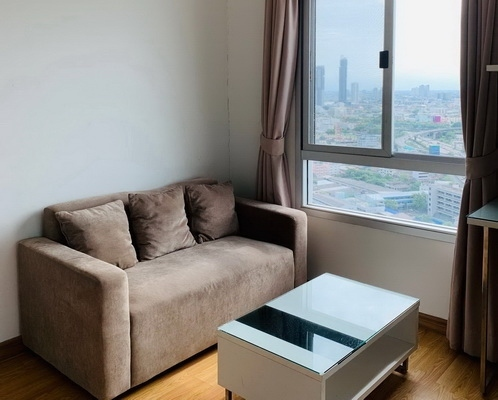 FOR RENT THE TRUST RESIDENCE RAMA 3 / 1 bedroom / 34 Sqm.**10,000**