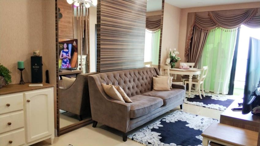 Dusit Grand Condo view 2bedroom 16fl HOT SALE Just 5.39M THB