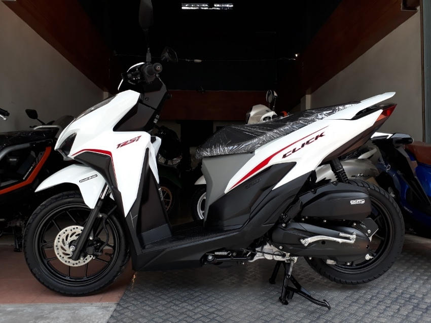 Latest Honda Click cash/installment