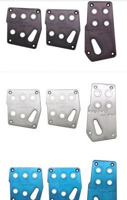 Elevo - Aluminium Pedals for Manual Transmission