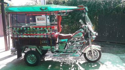 Skylab TukTuk (Isaan Harley) REDUCED FOR QUICK SALE