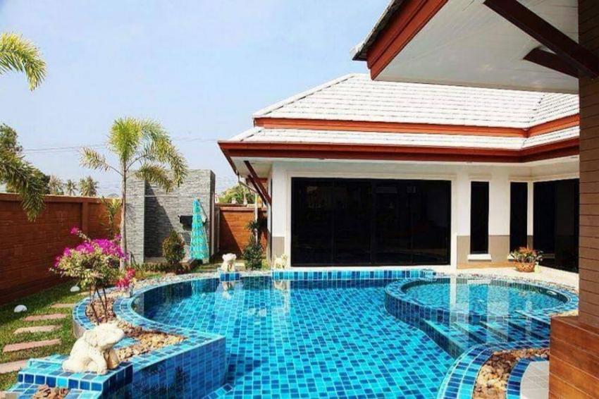 Nice Furnished 3 Bed. Pool Villa For Sale