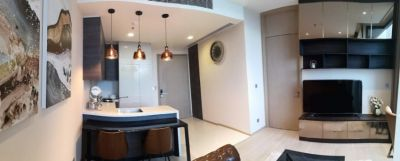 For Rent !!! ESSE Asoke 1 bed (6 months welcome)