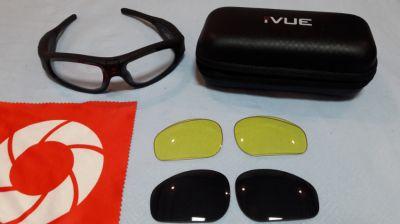 Ivue Rincon Action Camera Sunglasses