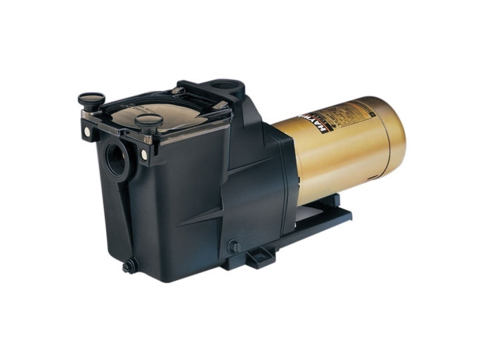 Hayward Super Pump with Unions 1HP