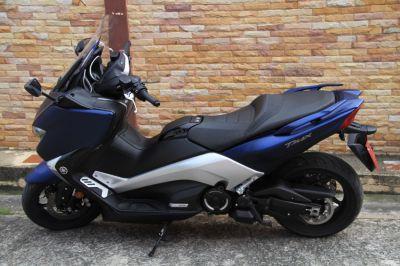 Yamaha Tmax 530 DX - Mod. 2018 - Owned Sep. 2017
