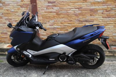 Yamaha Tmax 530 DX - Mod. 2018 - Owned Sep. 2017