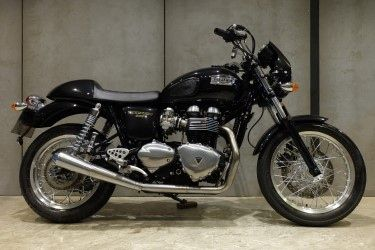[ For Sale ] Triumph Thurxton 900 2015 with D&D Full System Exhuast.