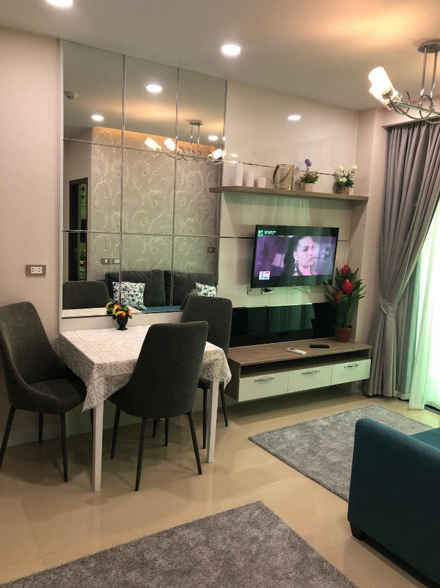 Modern 1bedroom with nice view (Dusit Grand Condo View, Jomtien)
