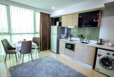 Dusit Grand Condo View 1 bedroom with perfect view