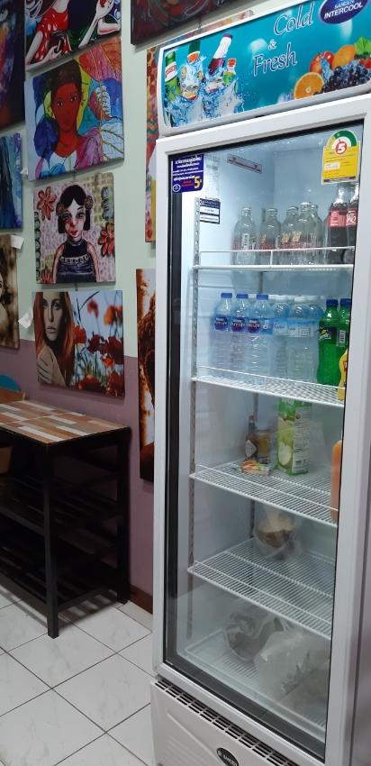 Juice bar / cafe