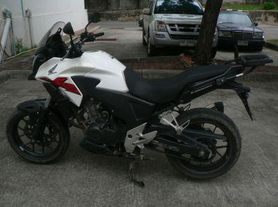 I am leaving Thailand. Honda CB 500 X for sale