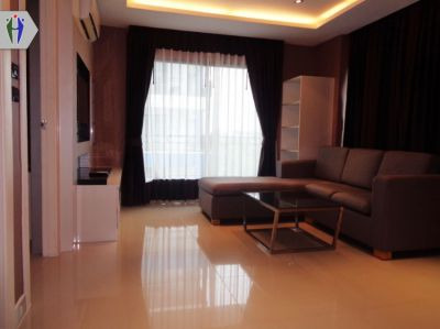 Condo for Rent  South Pattaya Conner room 51 sqm. Ready to move in !!