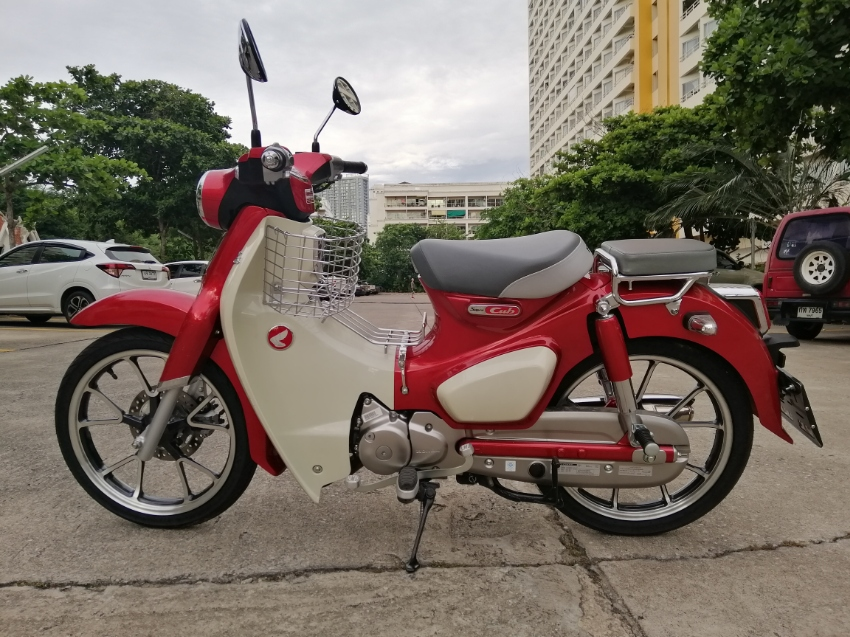 Hinda  c125 year 2019  for  sale