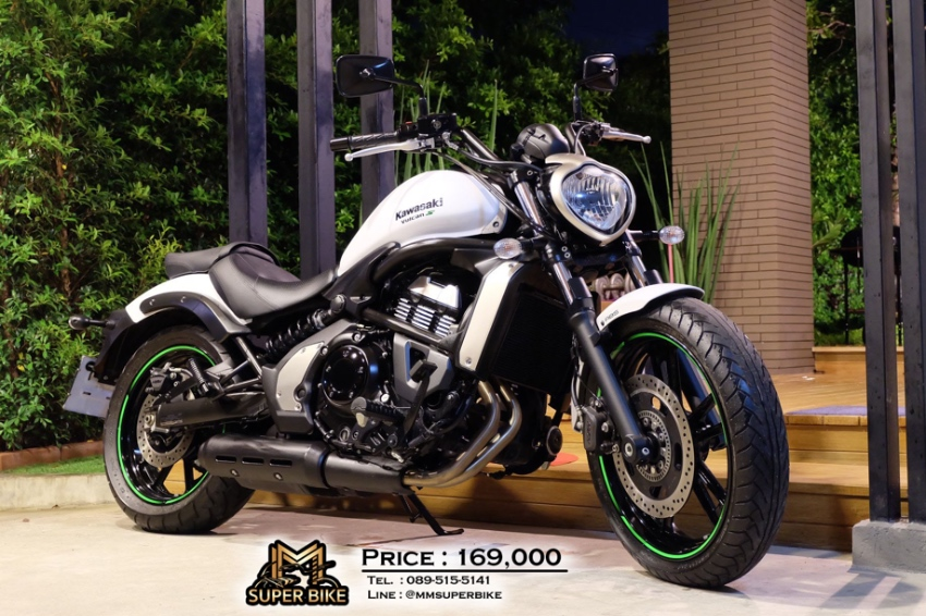 [ For Sale ] Kawasaki Vulcan S 650 2015 with only 900 kms !