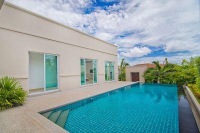 Stylish Modern 3 Bedroom Pool Villa For Sale