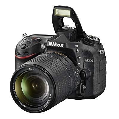 Nikon D7200 Digital Camera and accessories