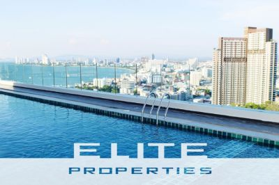 HOT DEAL - Modern One Bedroom with Spectacular Views of Pattaya Bay!