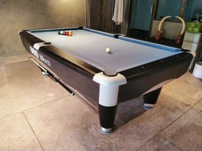 Mustang Pool Table 7ft