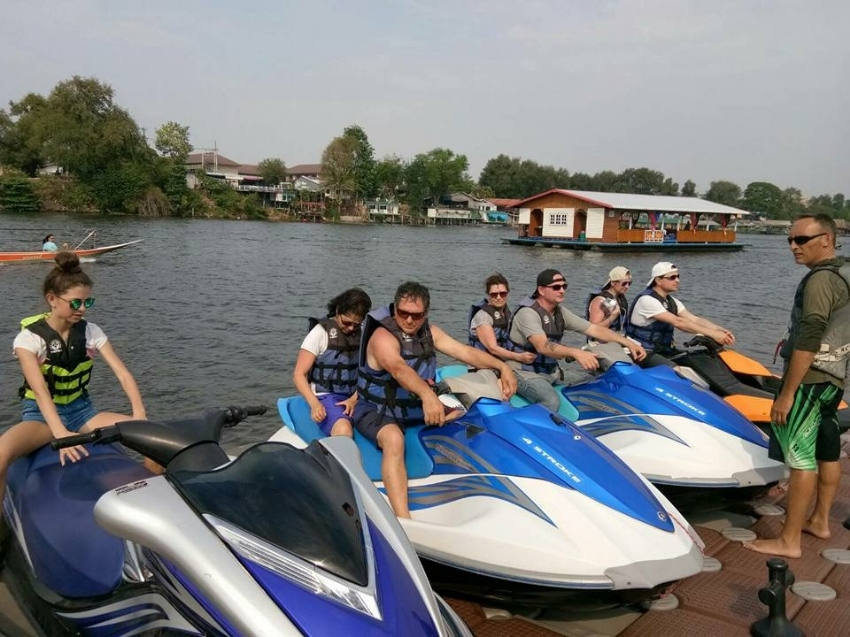 Rare Opportunity ! Jet-Ski & Tours Company - Kanchanaburi (River Kwai)