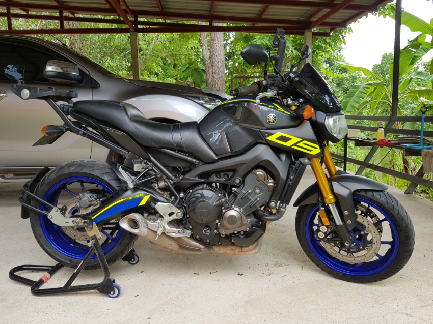 Cheap yamaha mt 09