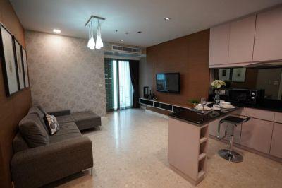 For Sale/Rent !! NUSASIRI Grand Condo, 2 bed (BTS Ekkamai 0 m.)