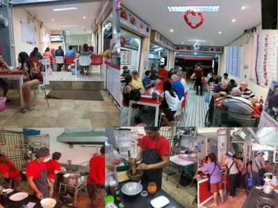 Central Pattaya 40 Seats Restaurant Guesthouse