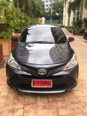 Brand New Toyota VIOS 2019 only 566 Baht / day