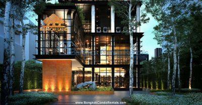The lofts Asoke 2 bedroom 2 bath 87 sqm 7 Floor