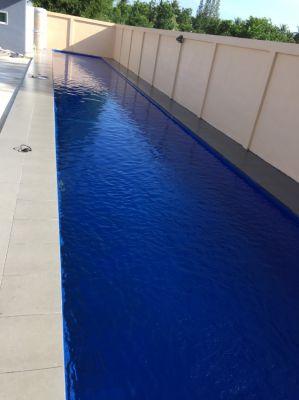 LAP POOL - Fiberglass Swimming Pools  25m Long