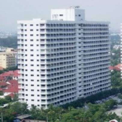 To rent at View Talay 2 a condo 80 m²