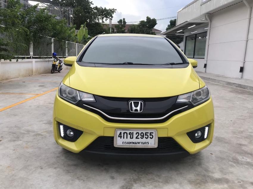 Honda Jazz 1.5 SV i-VTEC Hatchback AT