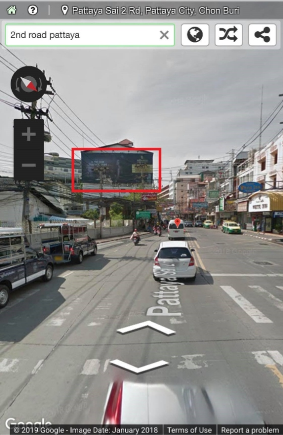 Billboard Space for rent