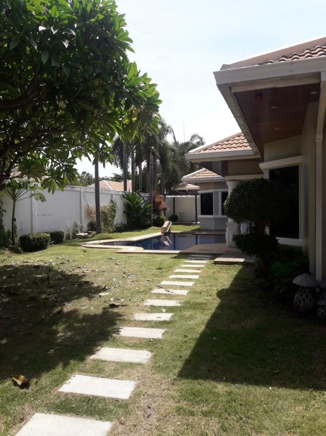 luxury Villa With financing 11.99mbt Jomtien Nr Rompho market