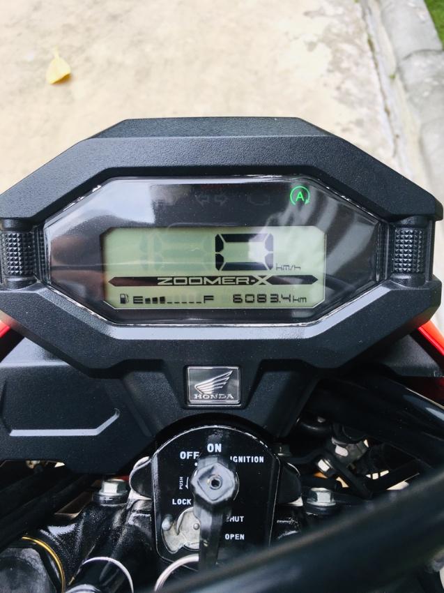 Honda Zoomer-X 2016