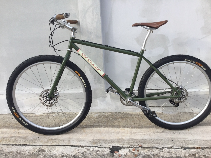 Singular Hummingbird 69-er Mountainbike