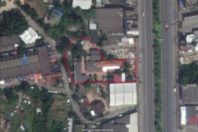 Land on Sukhumvit road in Jomtien Area