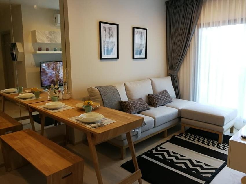 Rent2 beds condo at Life Sukhumvit 48 in Phrakanong condo near BTS