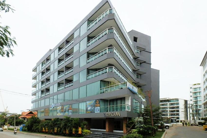 Tropicana Pratumnak For Rent Or Sale